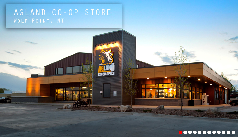 Agland Co-Op Store